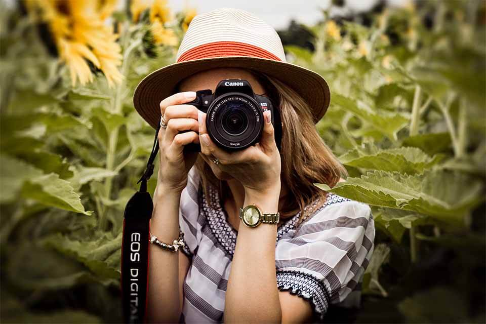 Photography business for Ladies