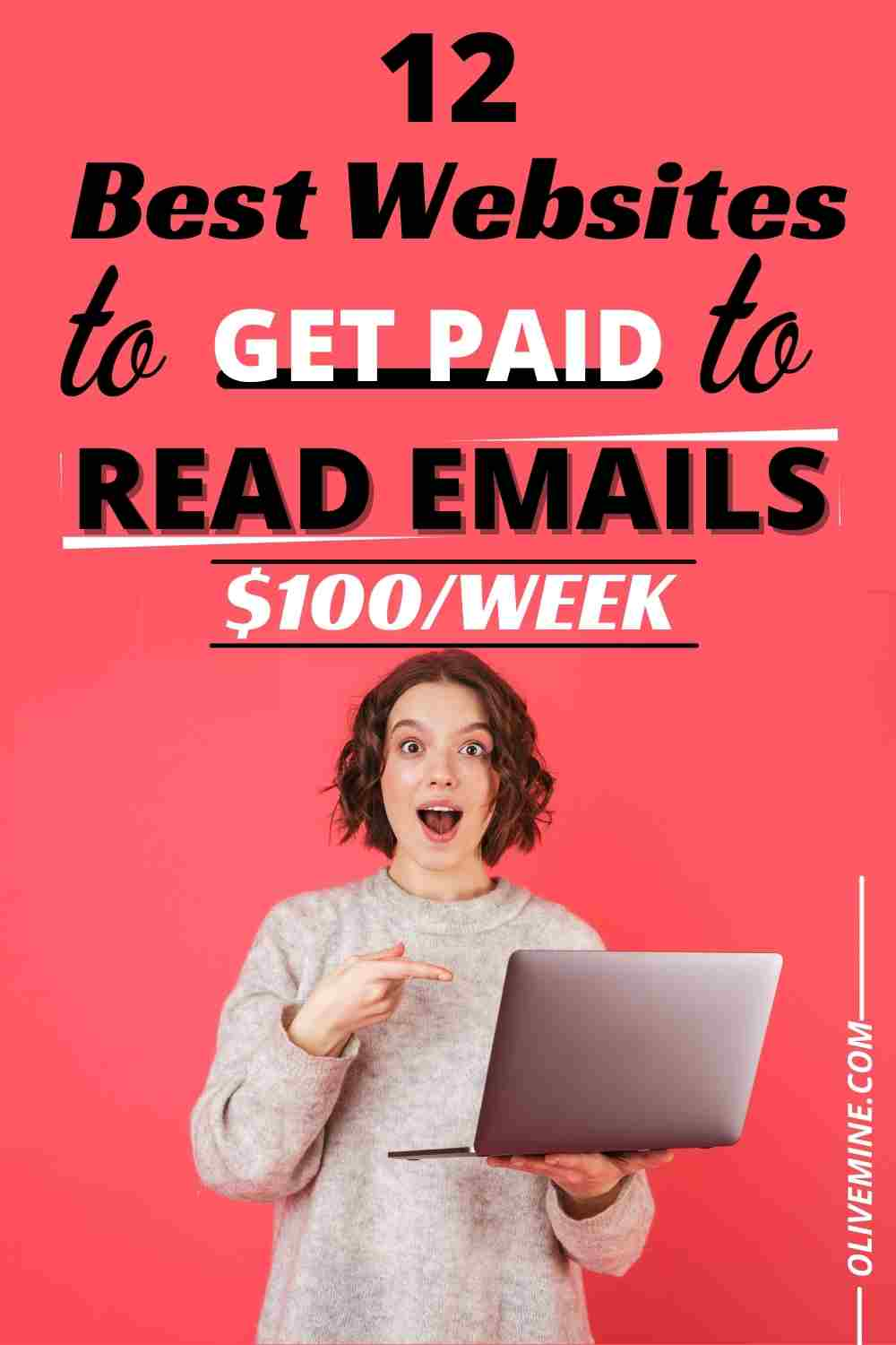 get paid to read emails