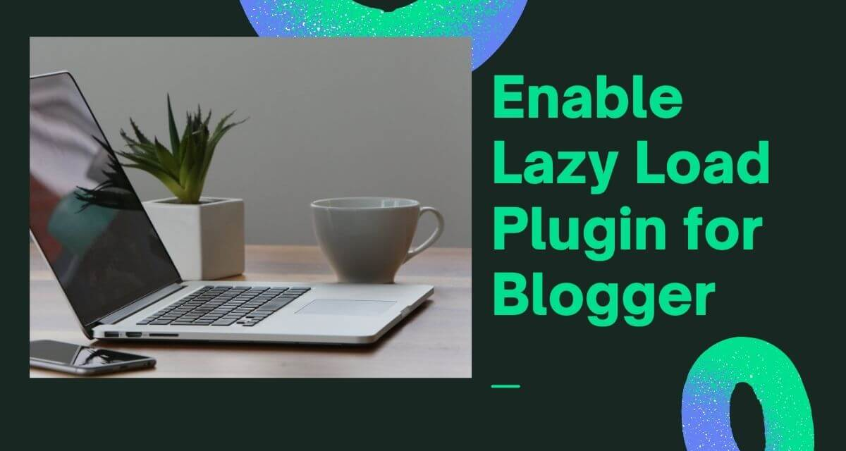 lazy load for blogger images